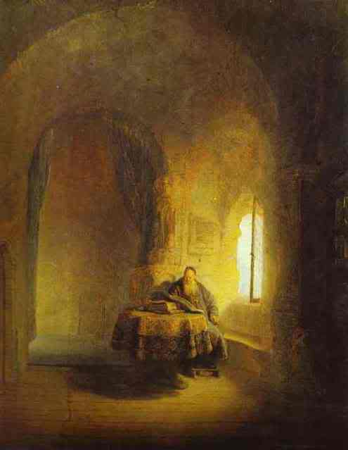 rembrandt-philosopher-reading-1631